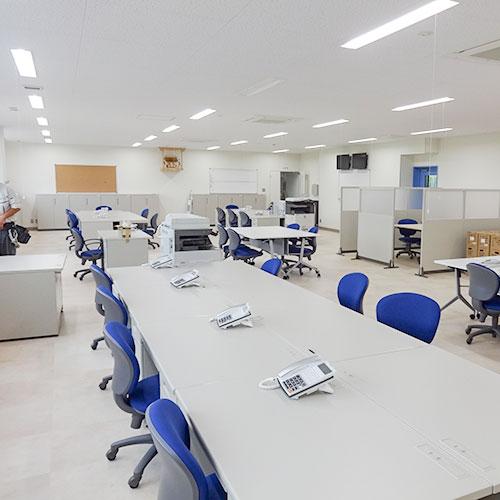 導入内容 会議スペース