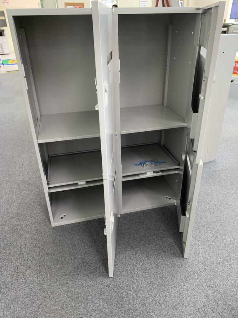 UCHIDA 4マスメールボックス