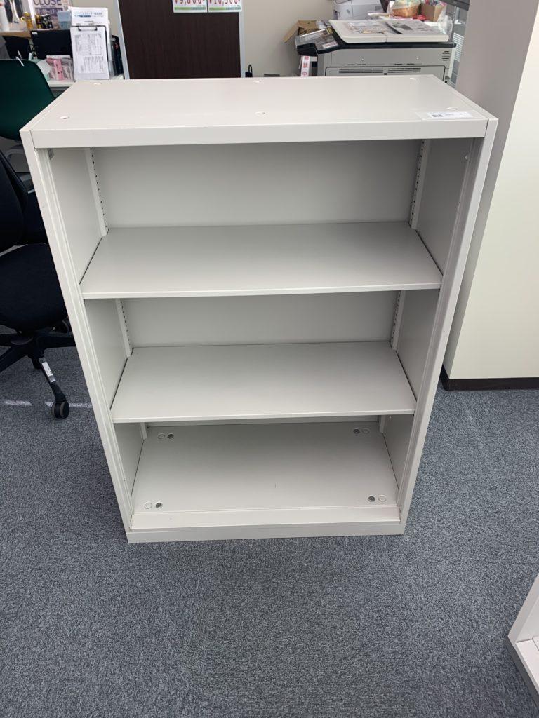 オカムラ 3段オープン書庫