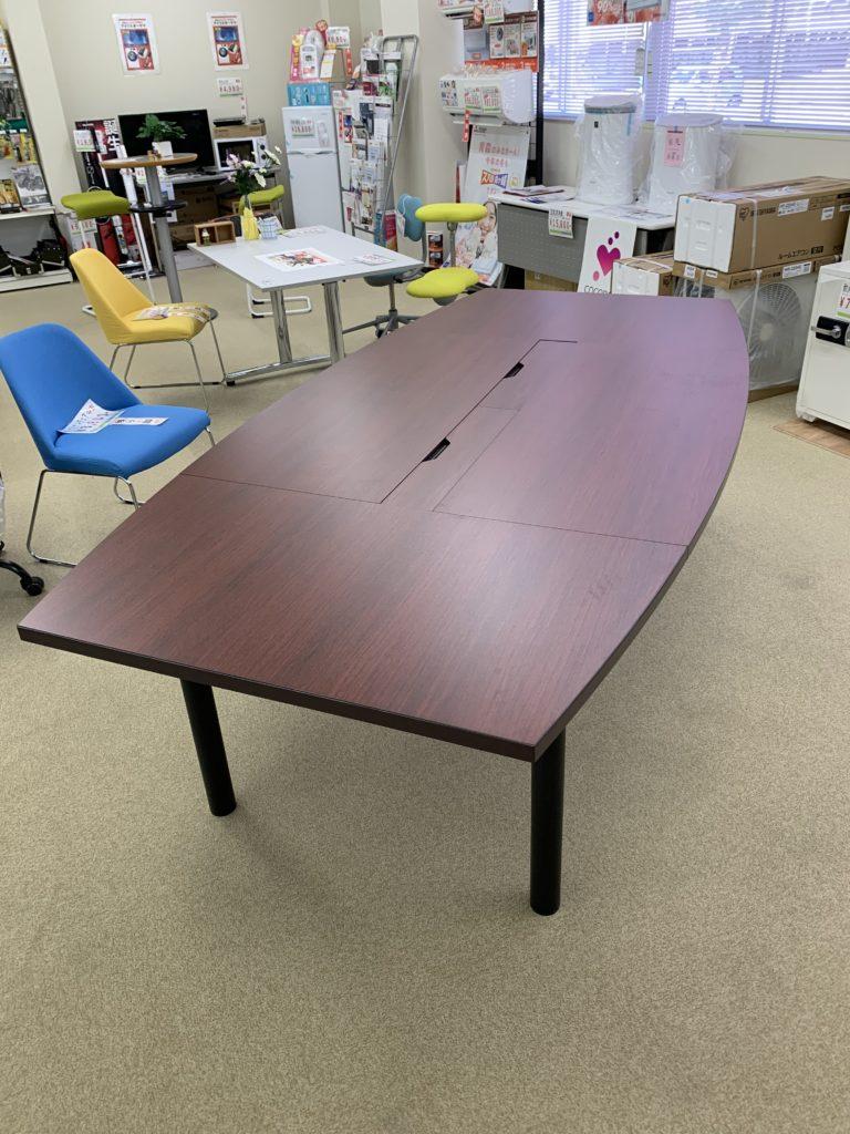 ユニット式会議テーブル